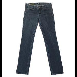 J. Crew Toothpick Stretch Skinny Jeans 29x30